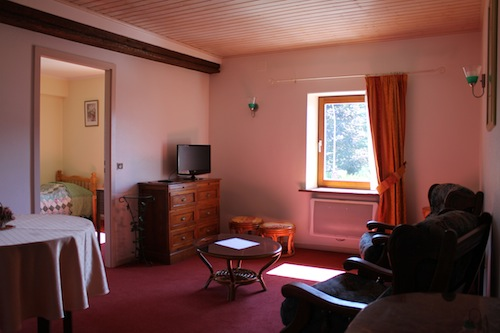 Appartement Gîte de France Hostellerie Belle Vue